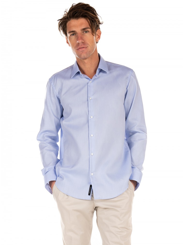 Boss Shirt Eliott-Light Blue