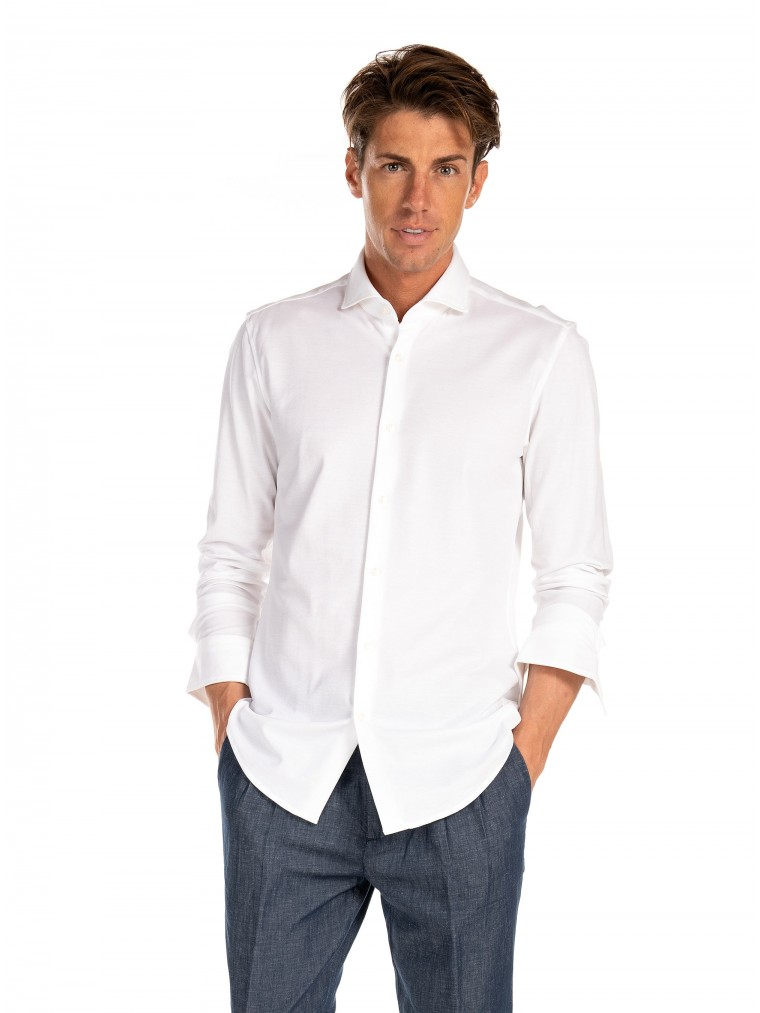 Boss Shirt Jason-White