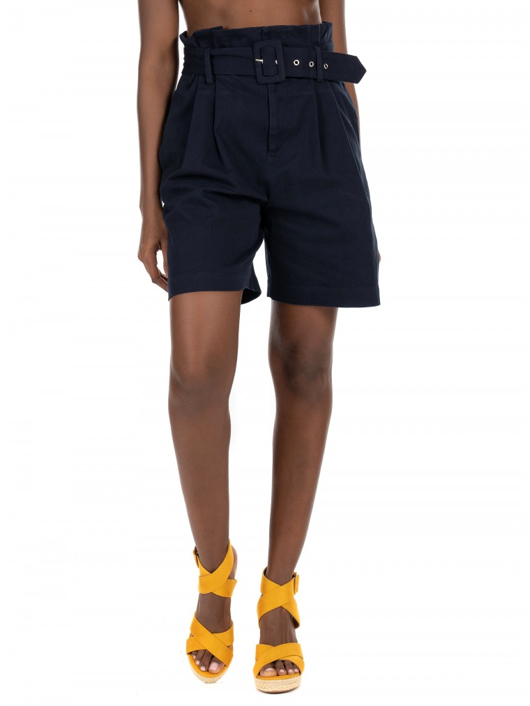 Maison Scotch Shorts-Blue