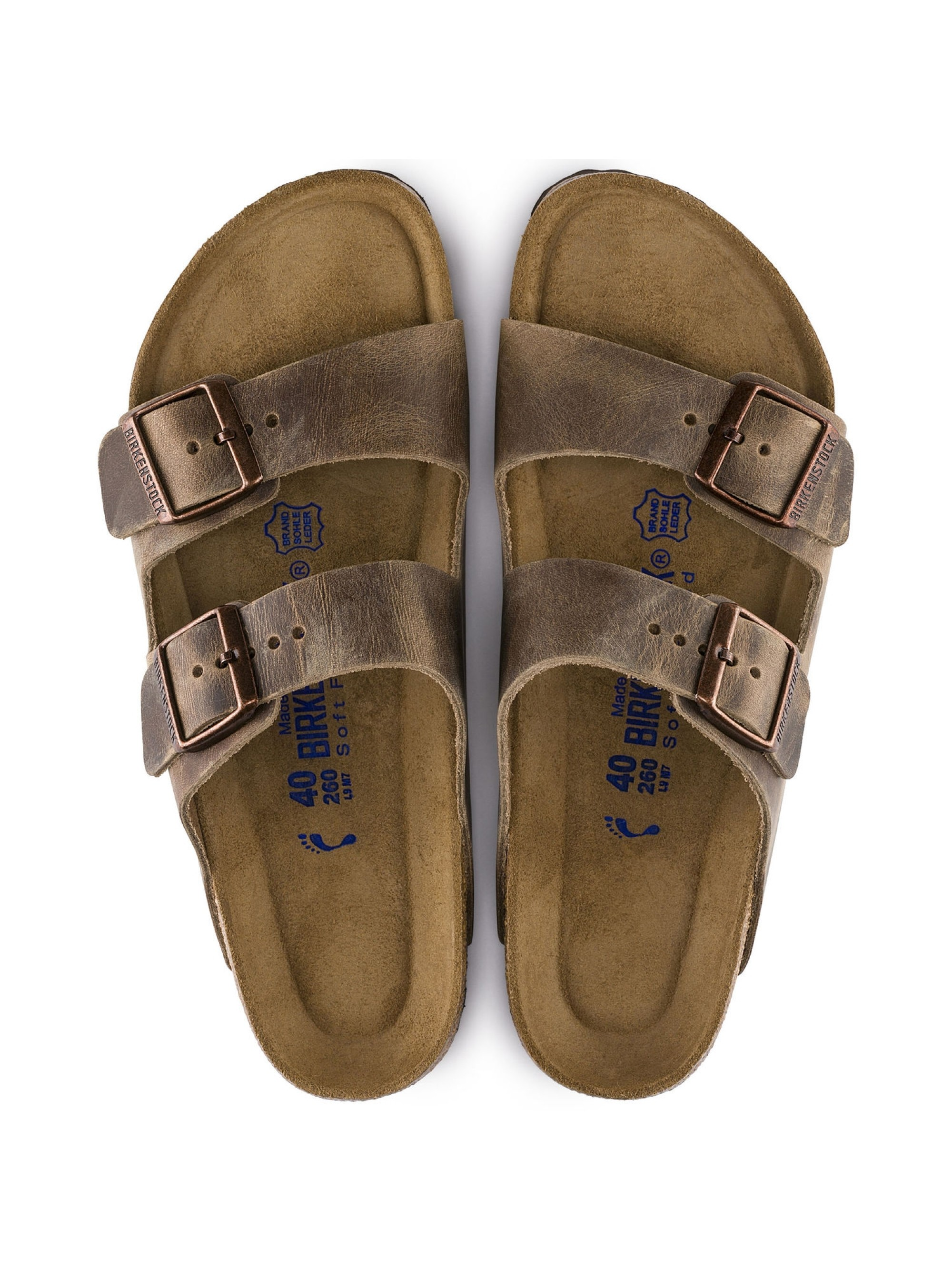 more photos buy popular undefeated x Birkenstock Sandals Oiled Leather Arizona-Brown