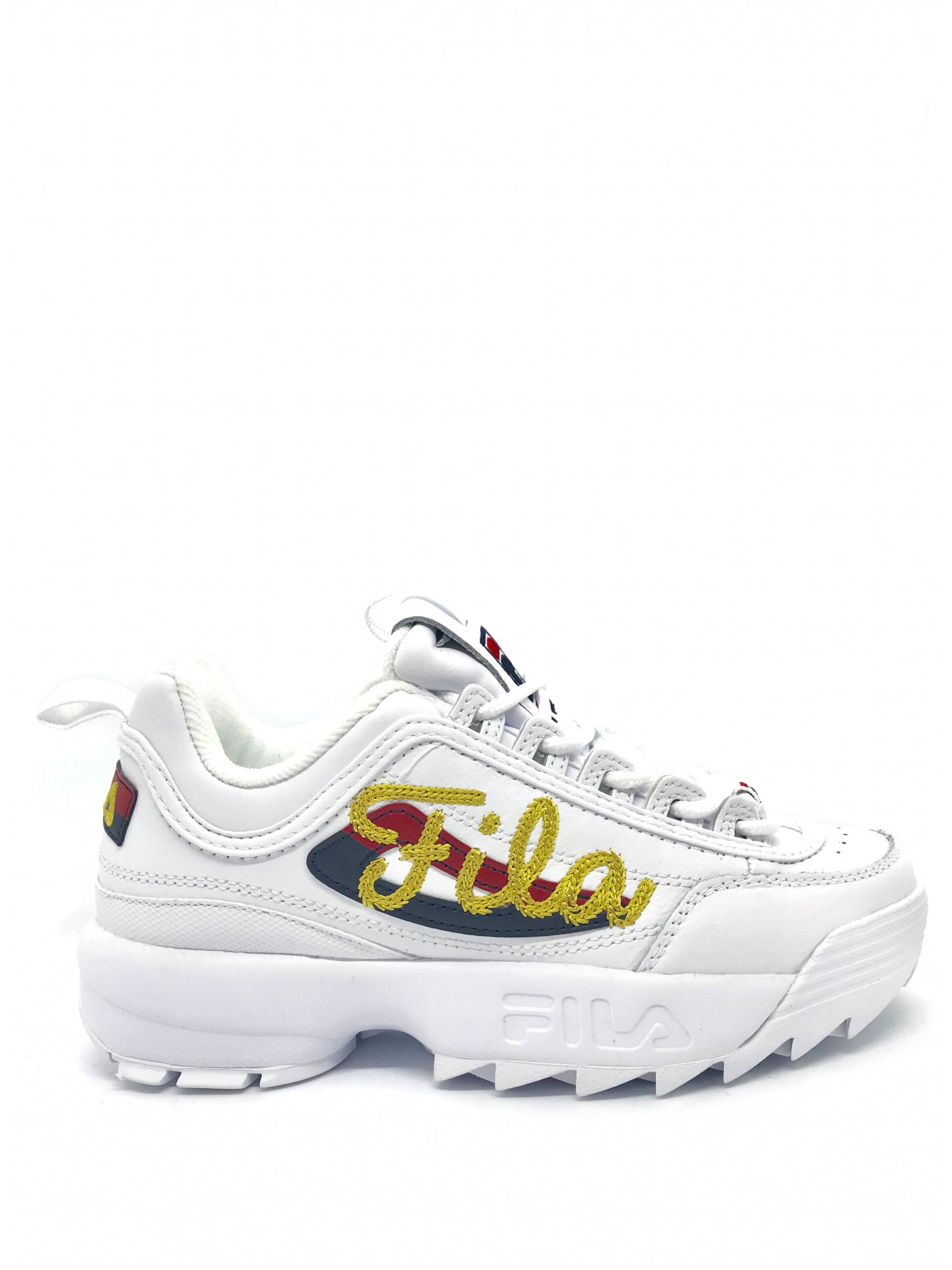 Fila Sneakers Disruptor II Signature White