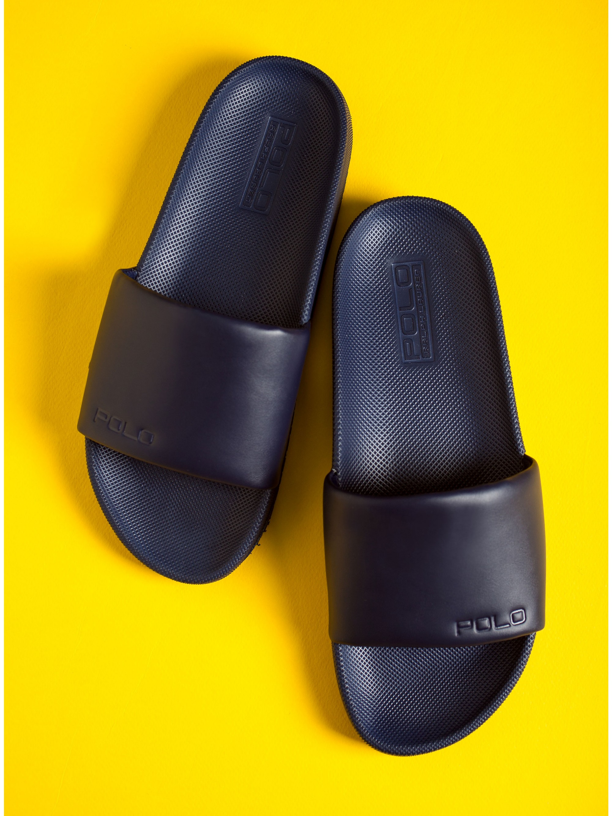 60f73870e Home  Polo Ralph Lauren Slides Cayson-Sn-Csl-Blue. Tap to expand