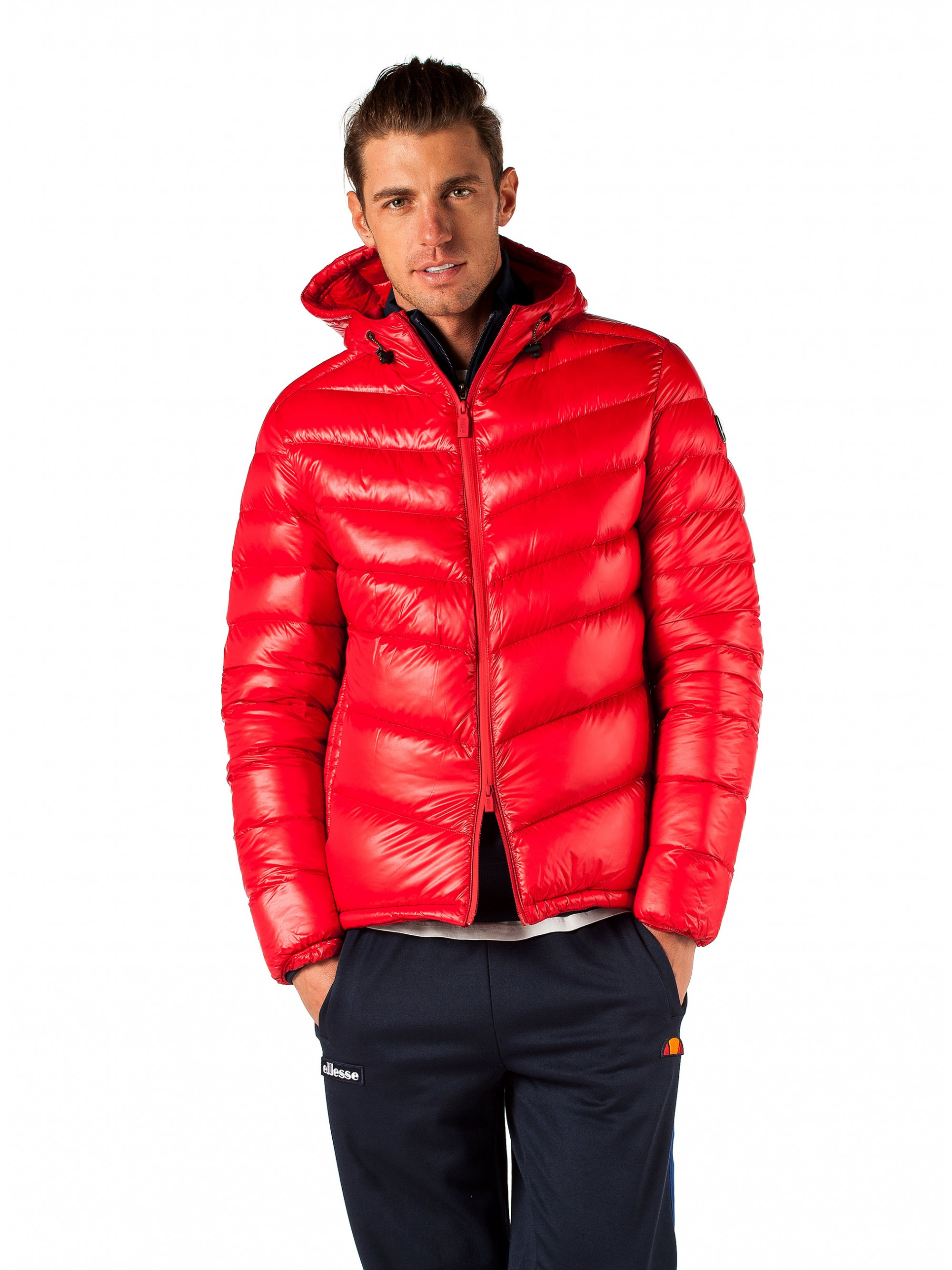 official photos d4de1 ebff0 Ciesse Piumini Down Jacket Levar-Red - Outlet