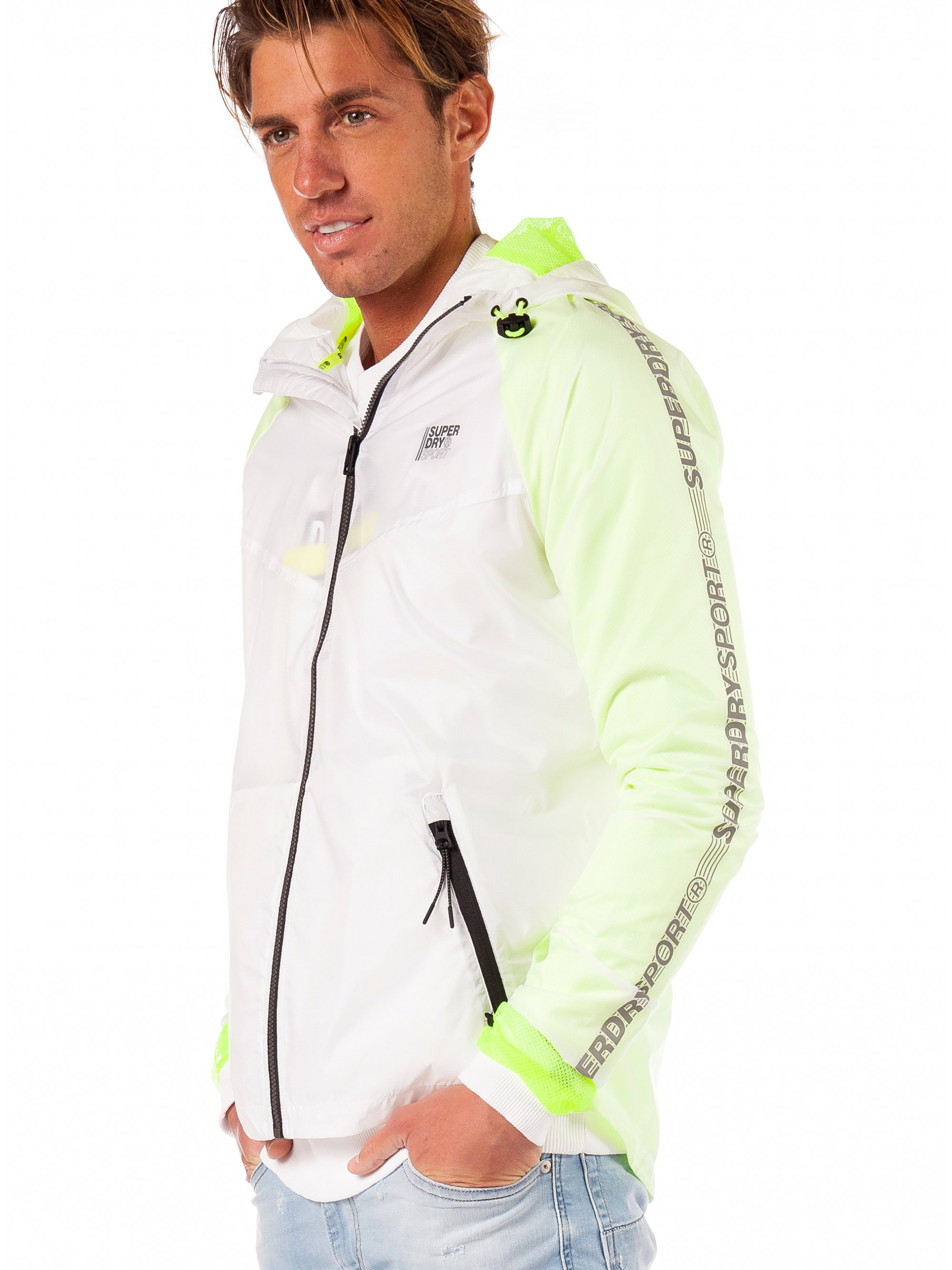Superdry Mens Active Featherweight Jacket