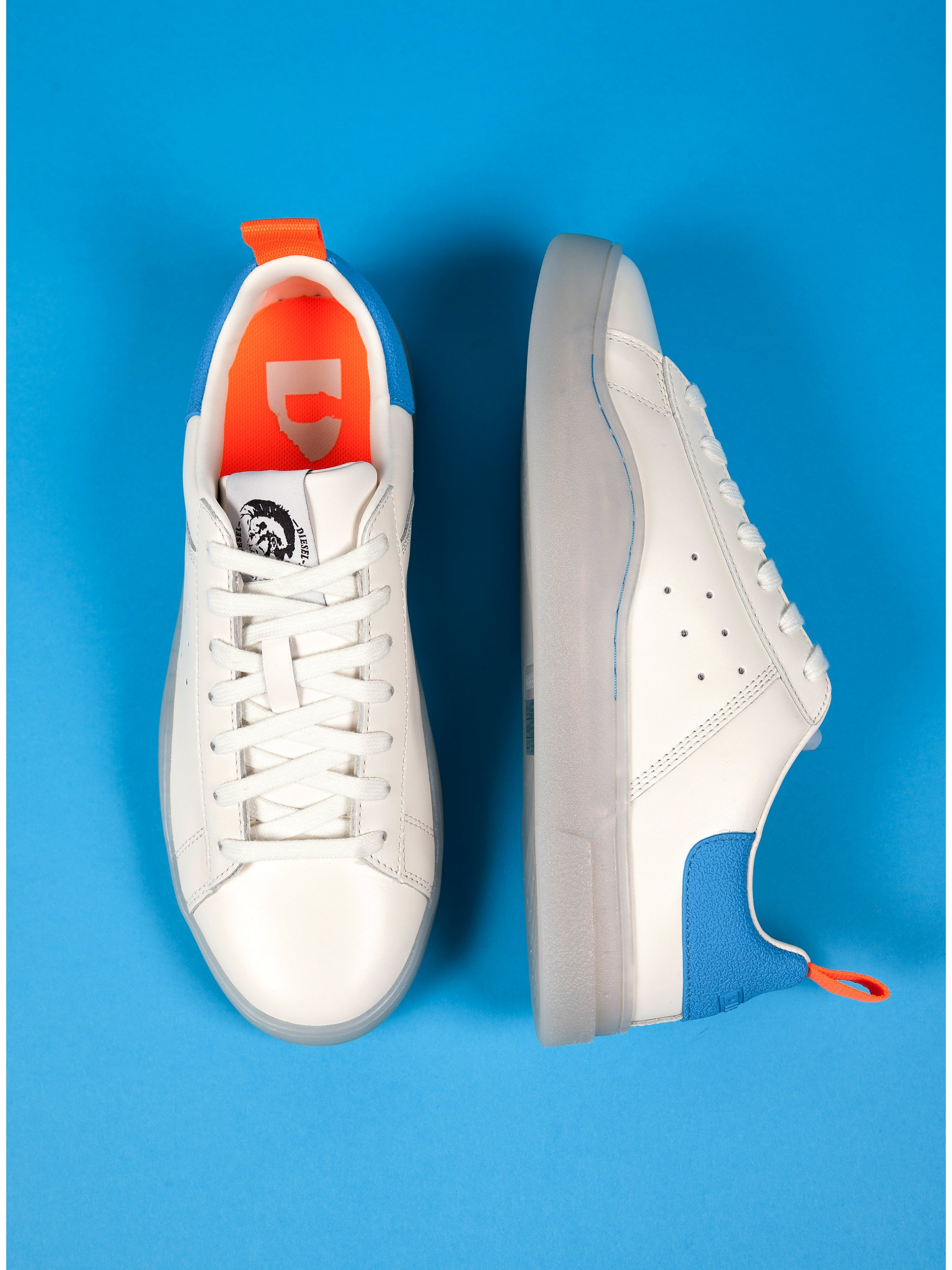 Diesel Sneakers S-Clever Low-White