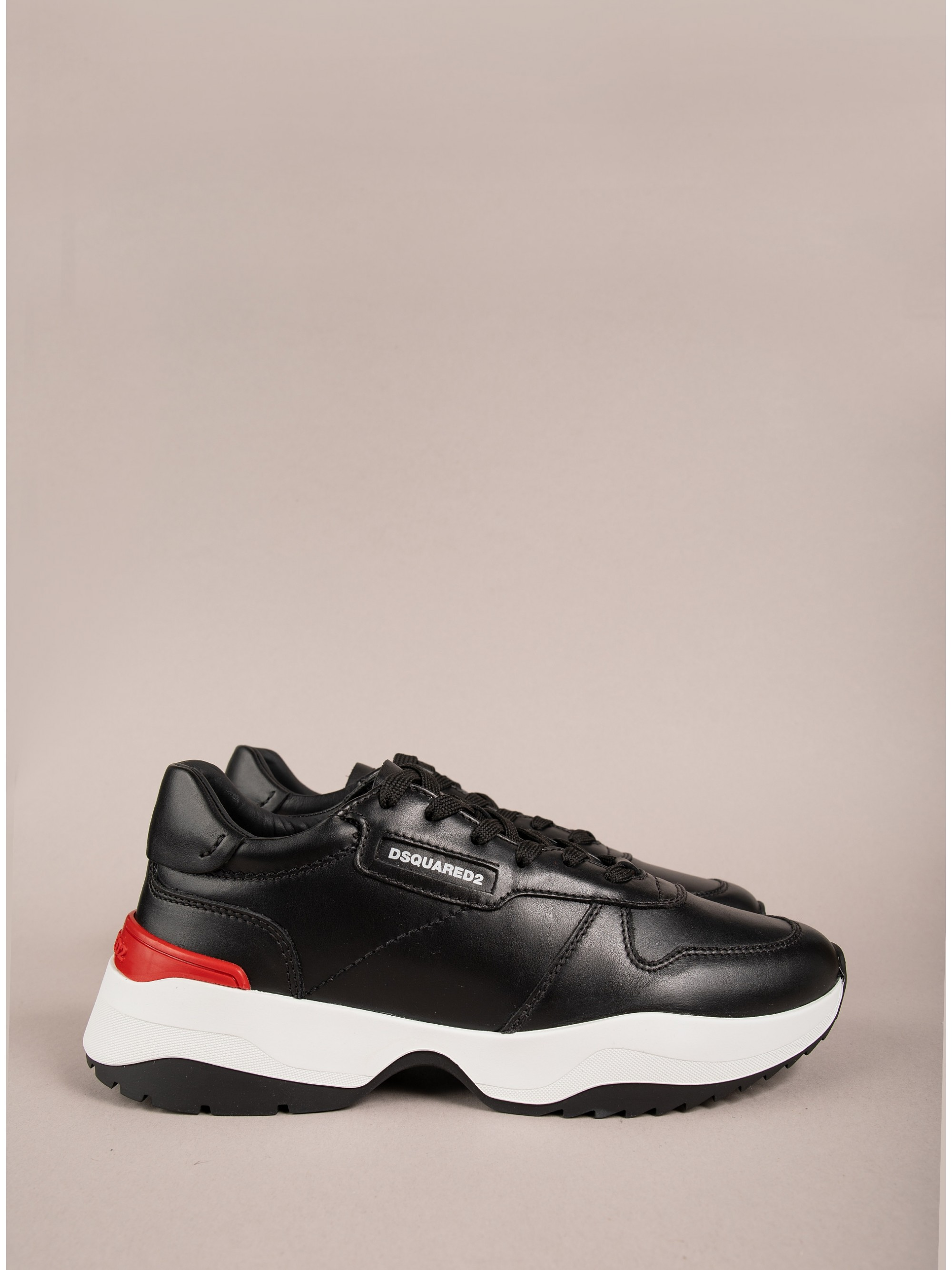 Dsquared D24 Sneakers-Black
