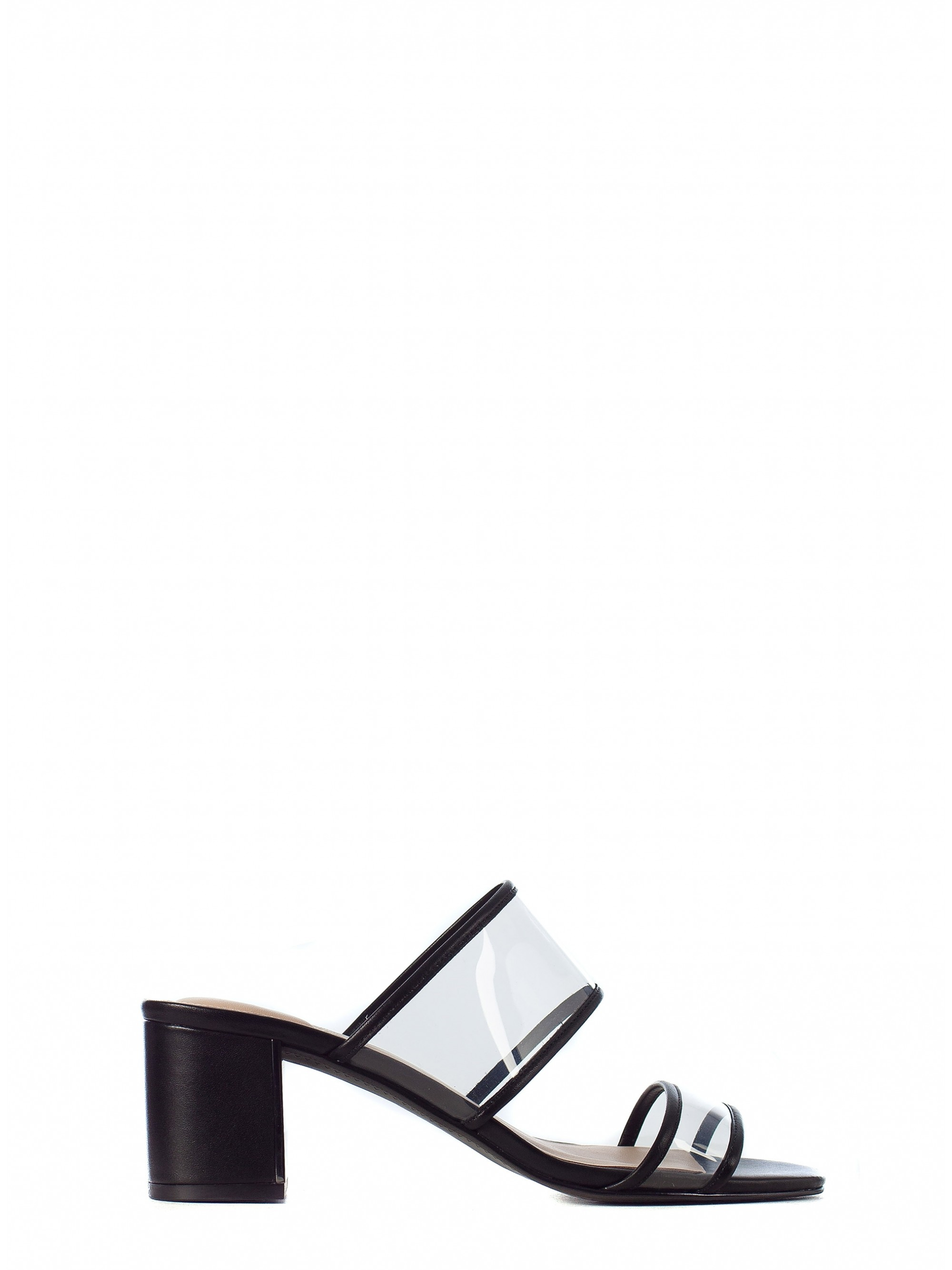 What For Mules -Clear Black