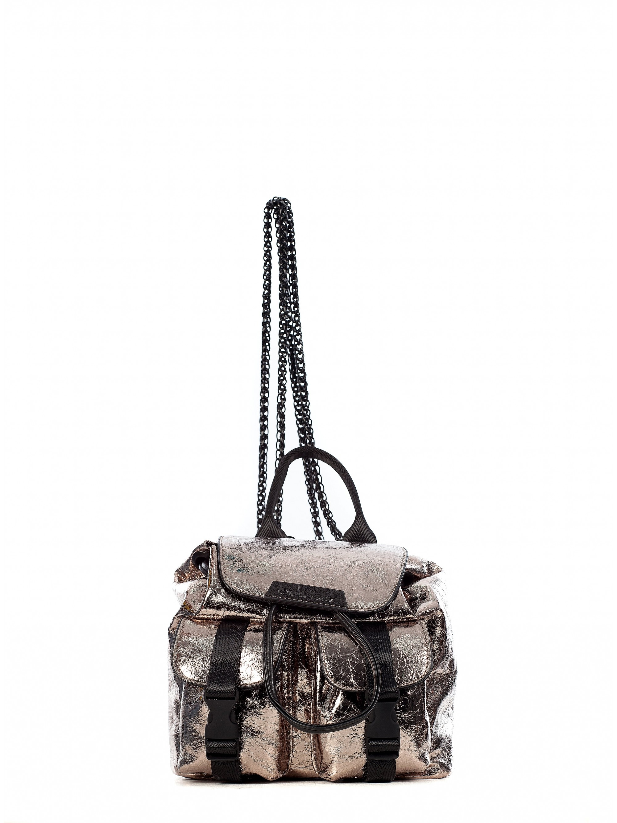 Kendall + Kylie Mini Backpack Poppy-Platinum - Accessories   Bags ... b64a4b9944