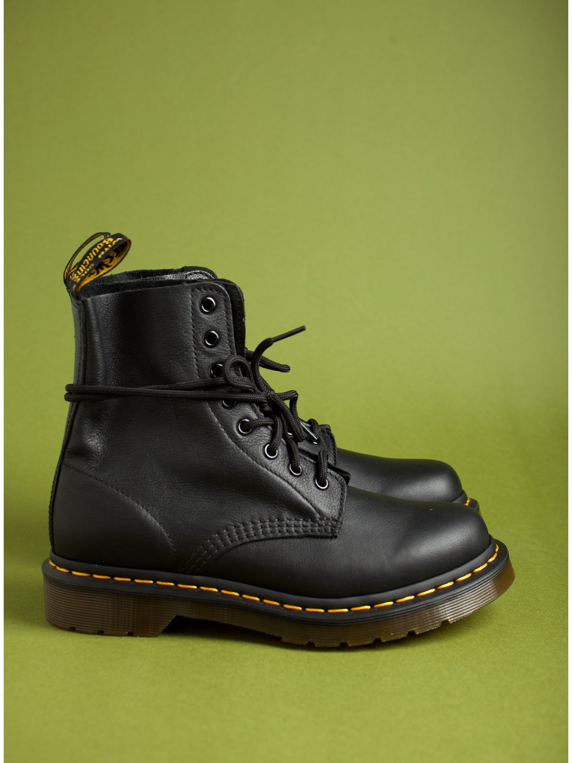 favorable price best place for highly praised Dr Martens 1460 Pascal 8 Soft Leather-Eye Boots-Black - Women