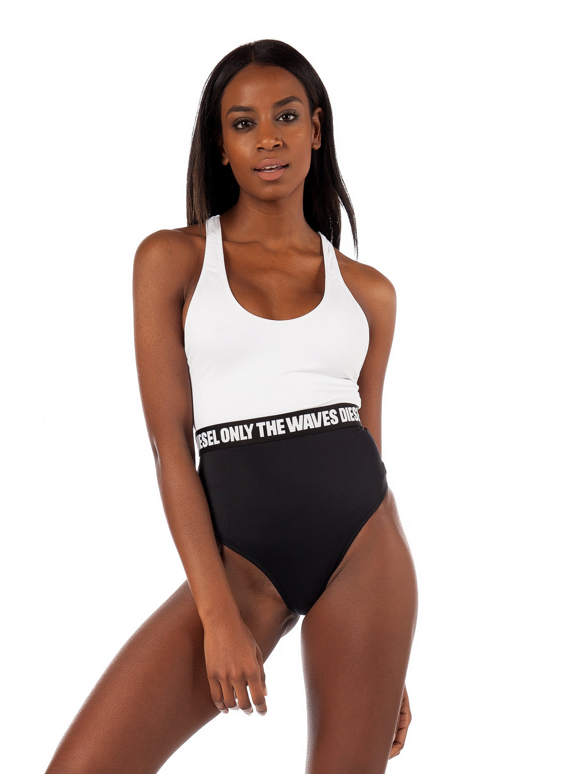 28b968f967c552 Diesel Swimsuit Bfsw-Holy-White. Home · Women · Accessories Bags & Swimwear;  Diesel Swimsuit Bfsw-Holy-White