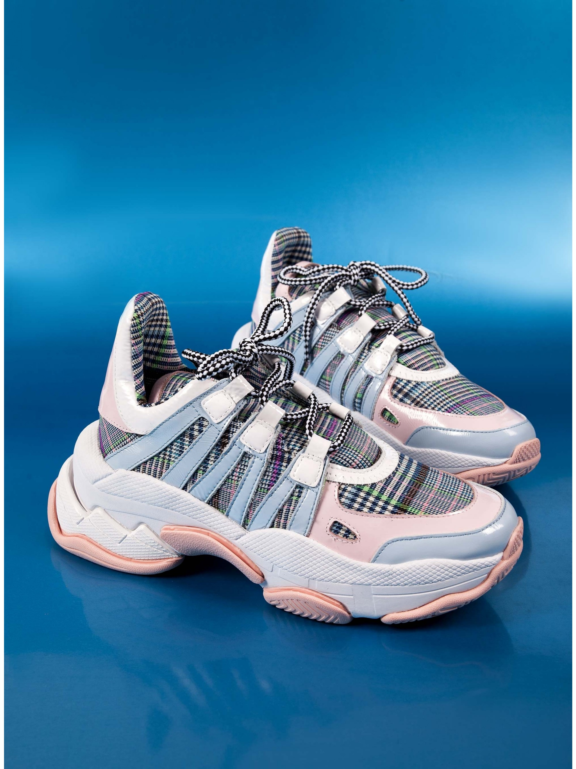 Jeffrey Campbell Sneakers Wi-Fi Fab-Pink