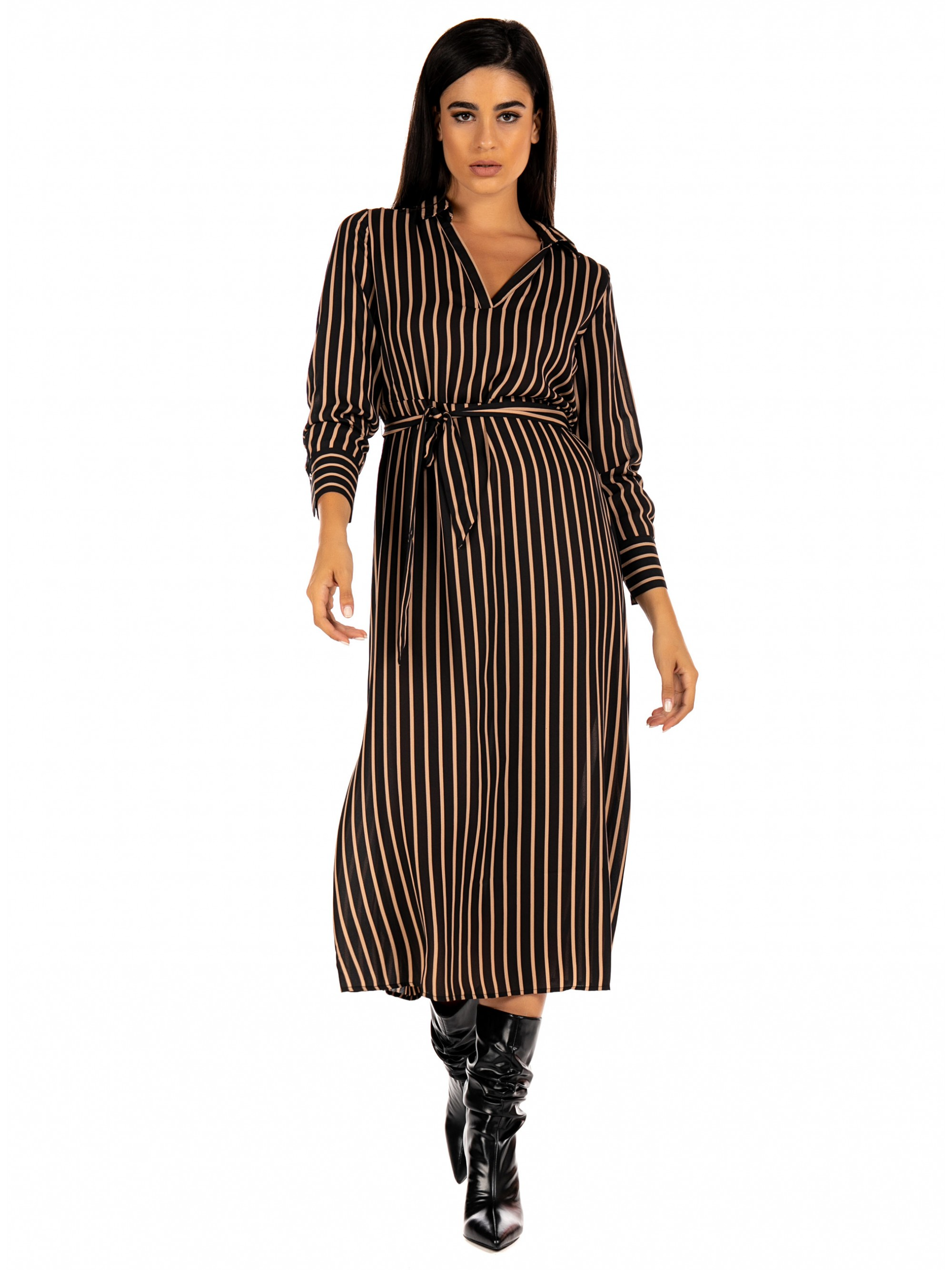 cheap for discount official images new authentic Only Shirt Dress Petunia-Black - Dresses & Jumpsuits - Tops - Women