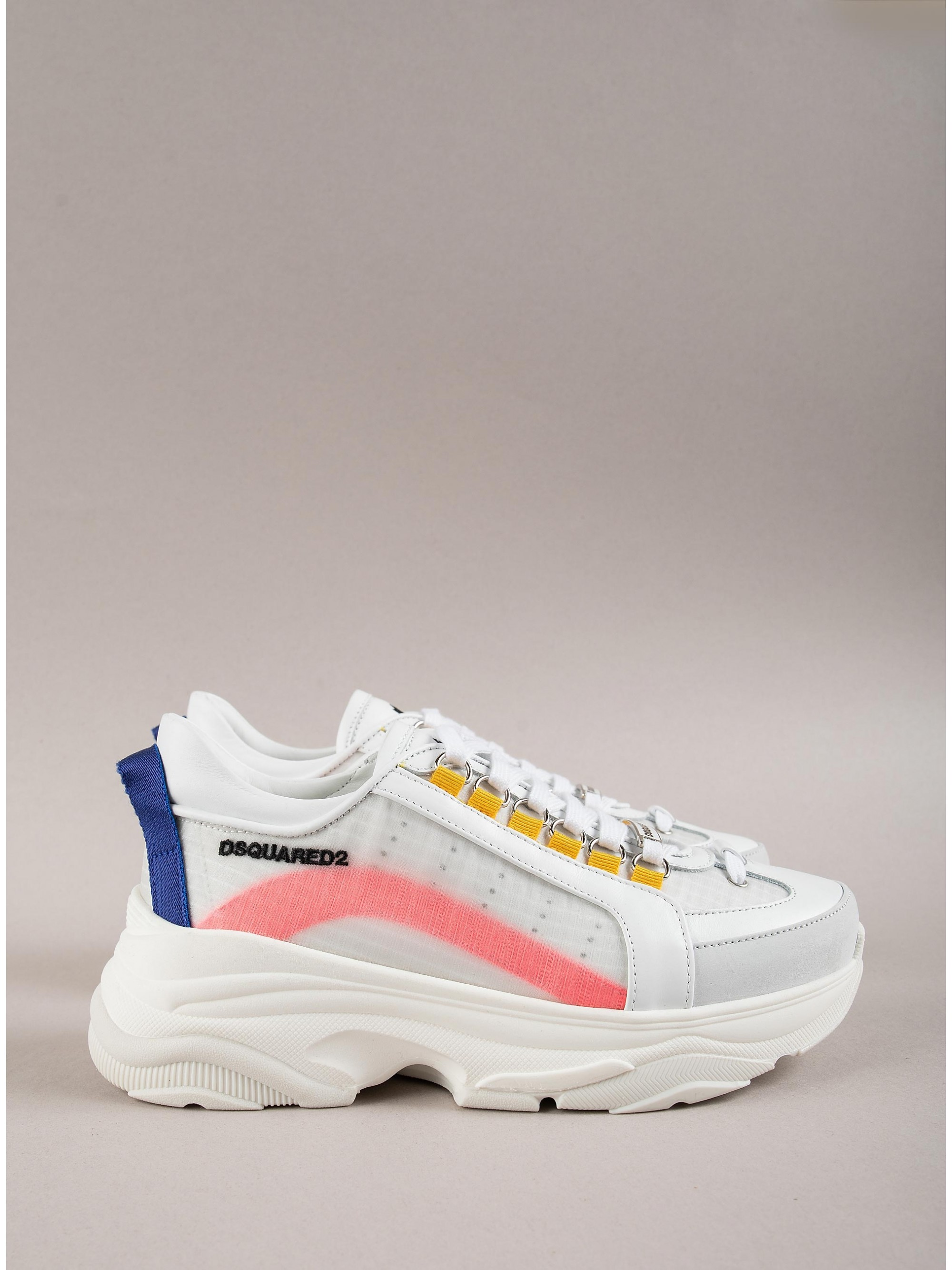 Dsquared Sneakers-White - Women