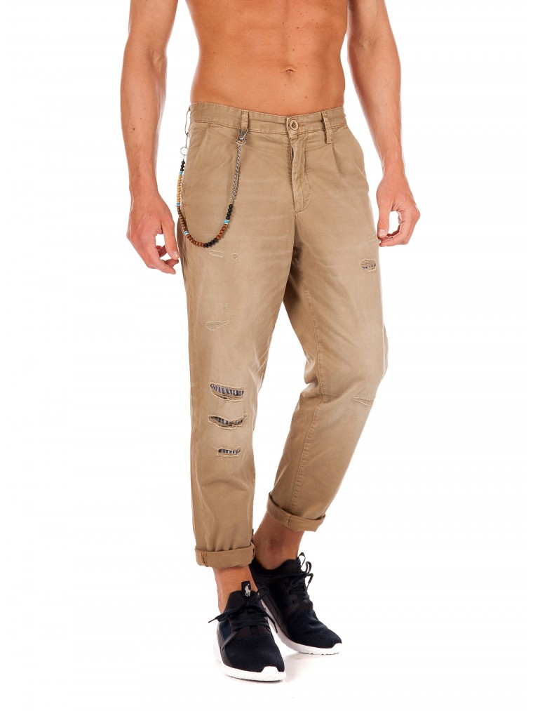 Jack & Jones Pants Ace Milton-Beige