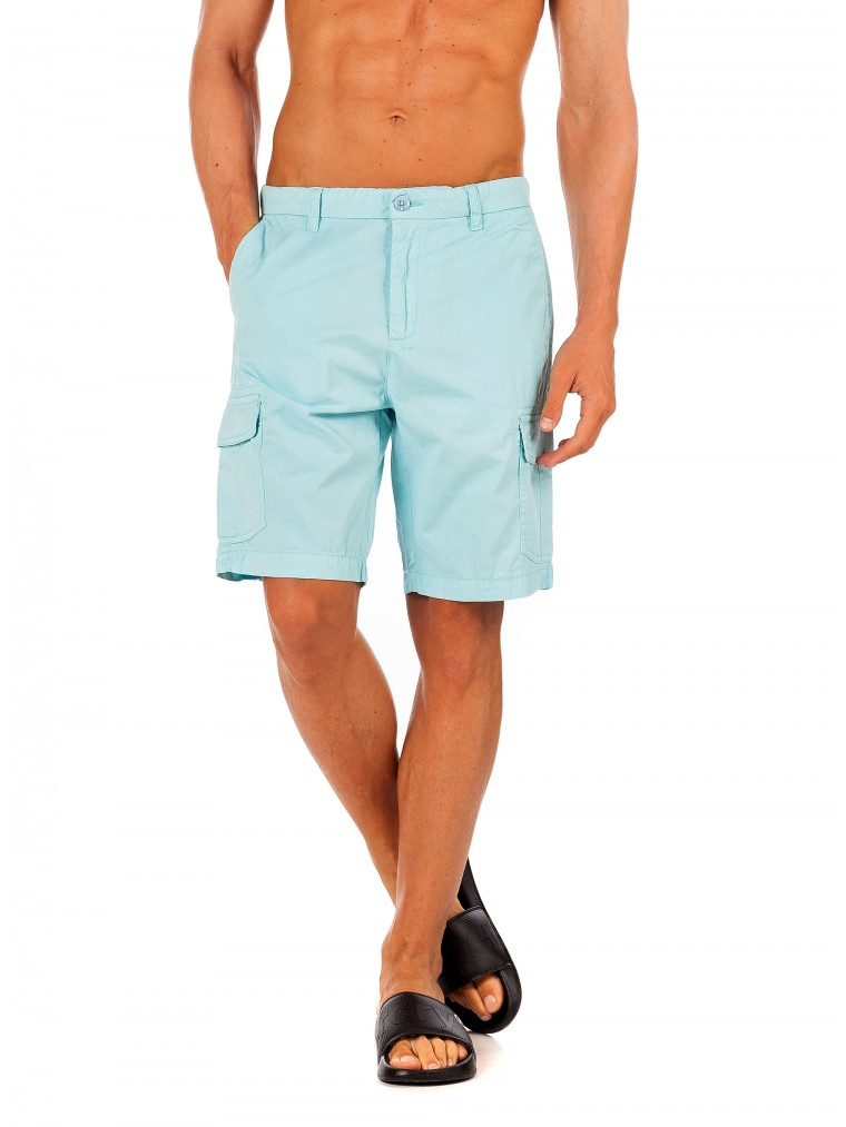 Gnius Shorts Beloro-Aquamarine