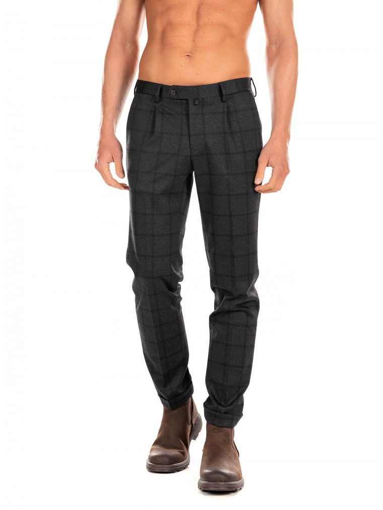 Four.ten Pants-Grey