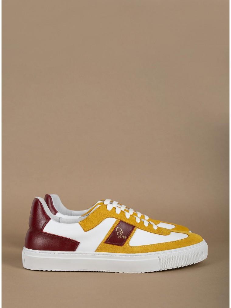 Per La Moda Sneakers-Yellow
