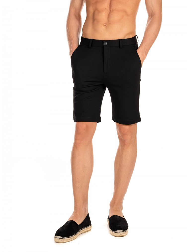 Gnious Shorts Merricon Solid S-Black
