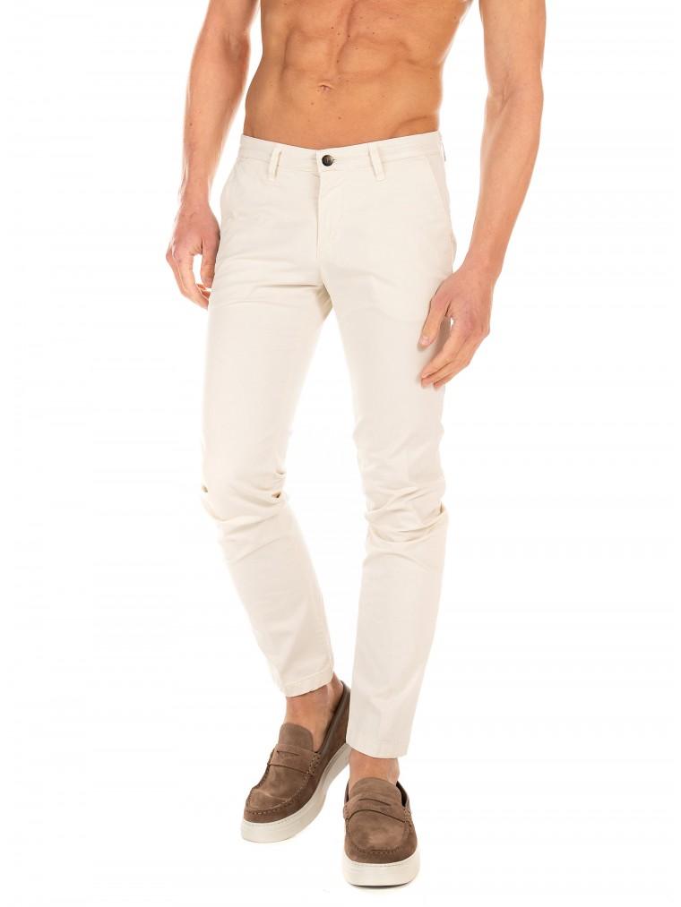 Four.ten Pants-Off White