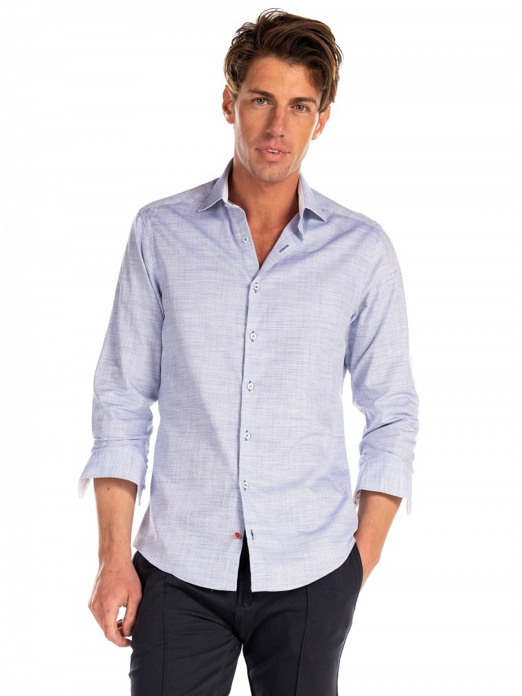Belmonte Shirt-Light Blue