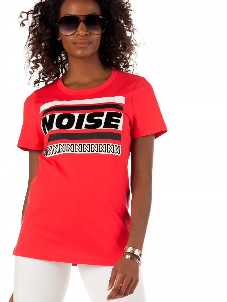 Nikkie T-Shirt Noise-Red