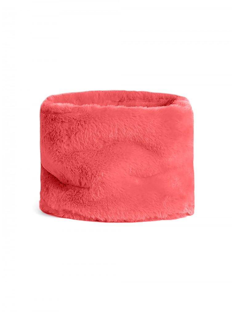 OOF Faux Fur Collar-Pink
