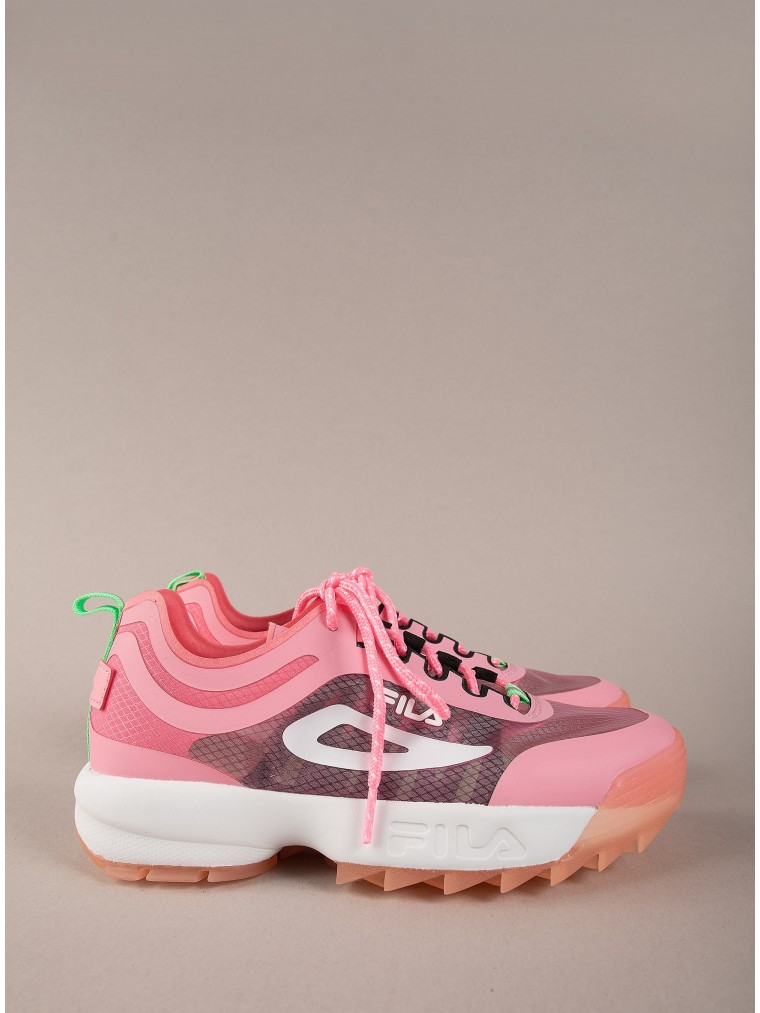 Fila Sneakers Disruptor Run CB-Pink