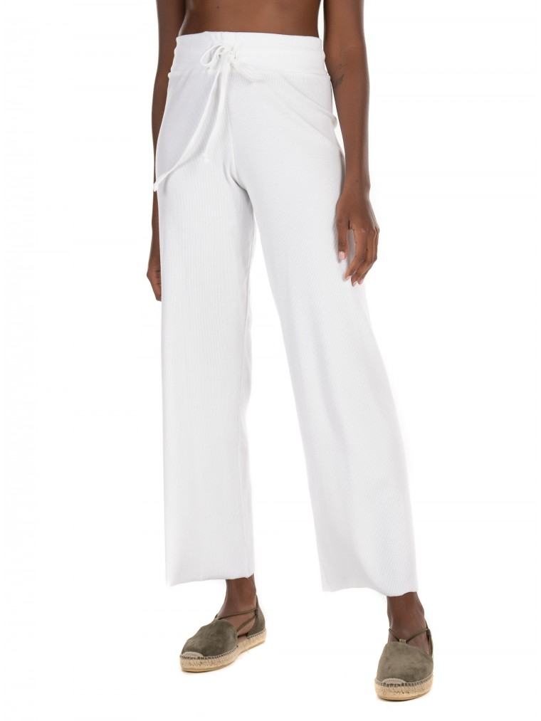 Four Minds Pants-White