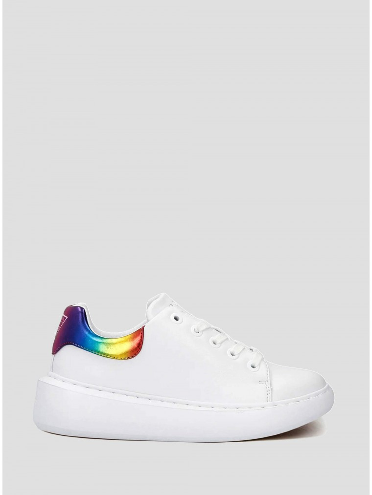 Guess Sneakers Bradly-White