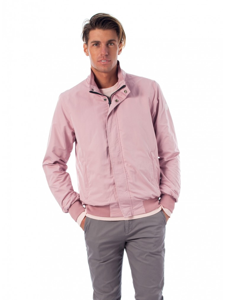 Scotch & Soda Bomber -Pink