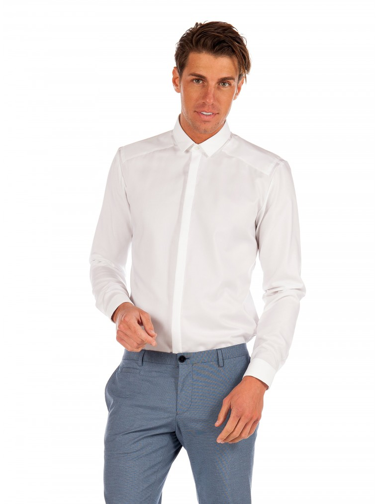 Hugo Shirt Edric-White