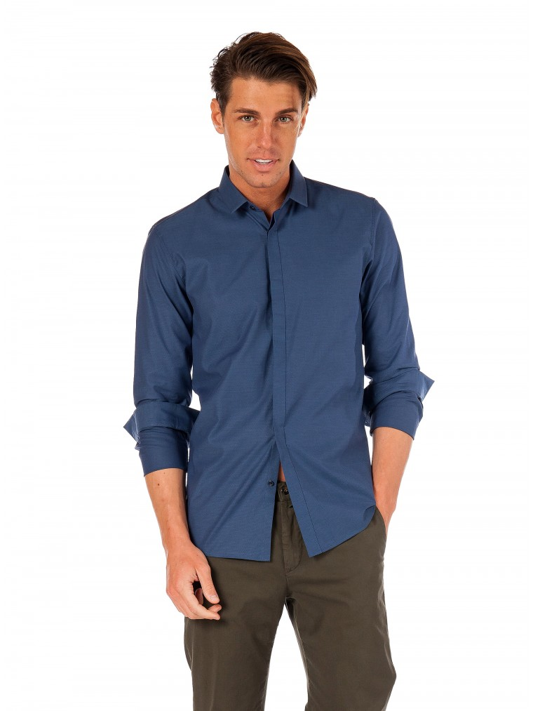 Hugo Shirt Etran-Blue