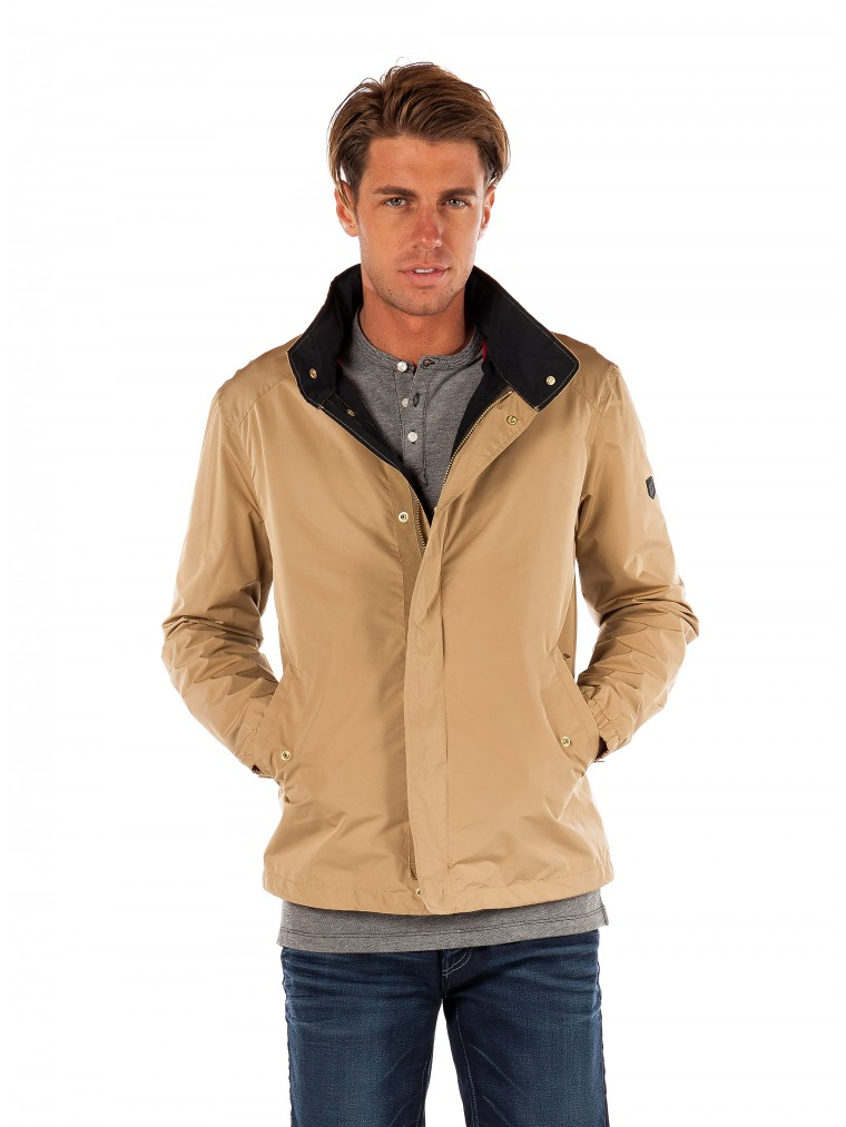 Premium By Jack & Jones Jacket Tracker-Beige