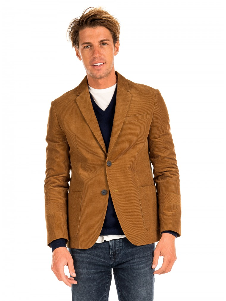 Hugo Boss Blazer Jalgo1941-Rust Brown
