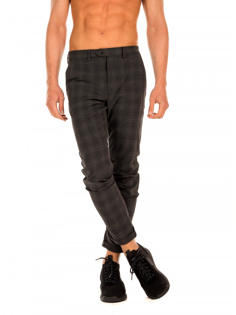 Jack & Jones Pants Marco Connor-Grey