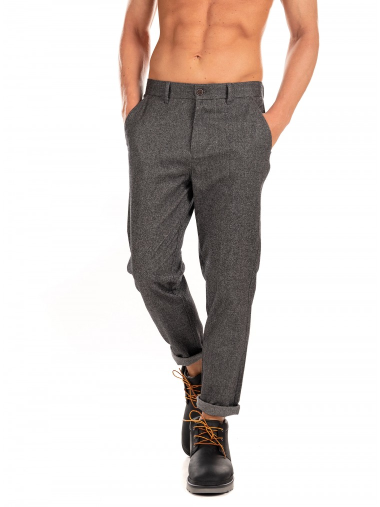 Jack & Jones Pants Ace Charles-Dark Grey