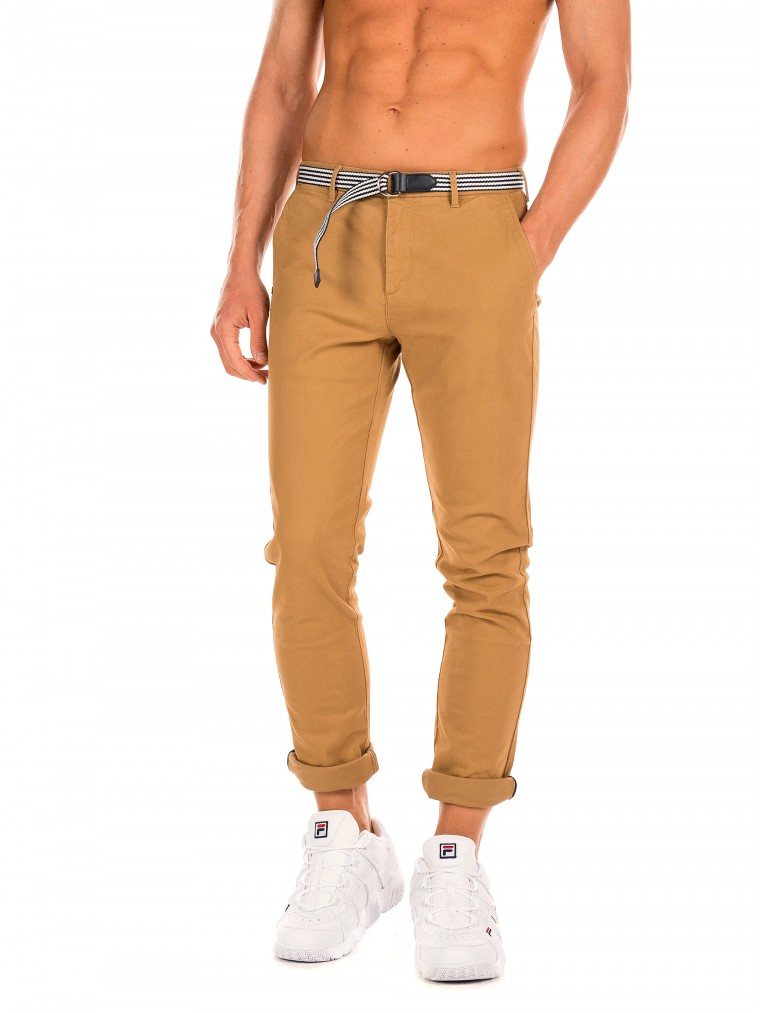 Scotch & Soda Stuart - Peached Chinos-Beige