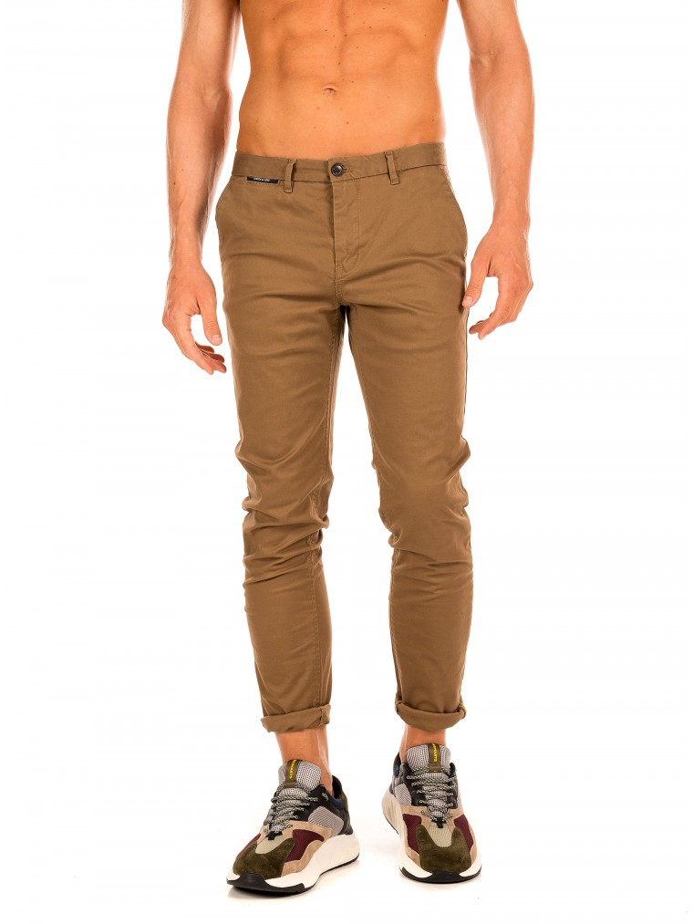 Scotch & Soda Pants Mott-Brown