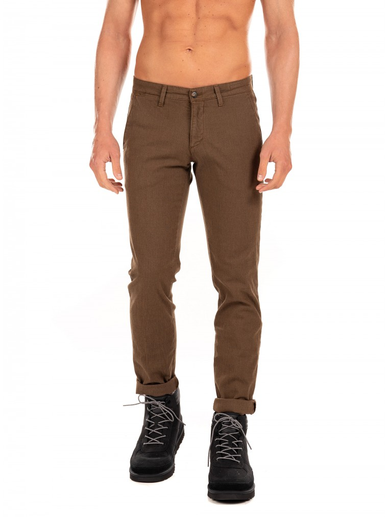 Four.ten Pants-Brown