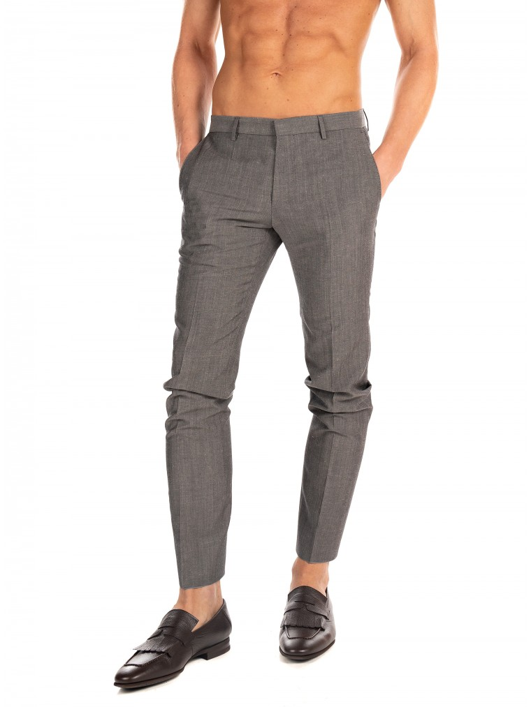 Boss Pants Ben2-Grey
