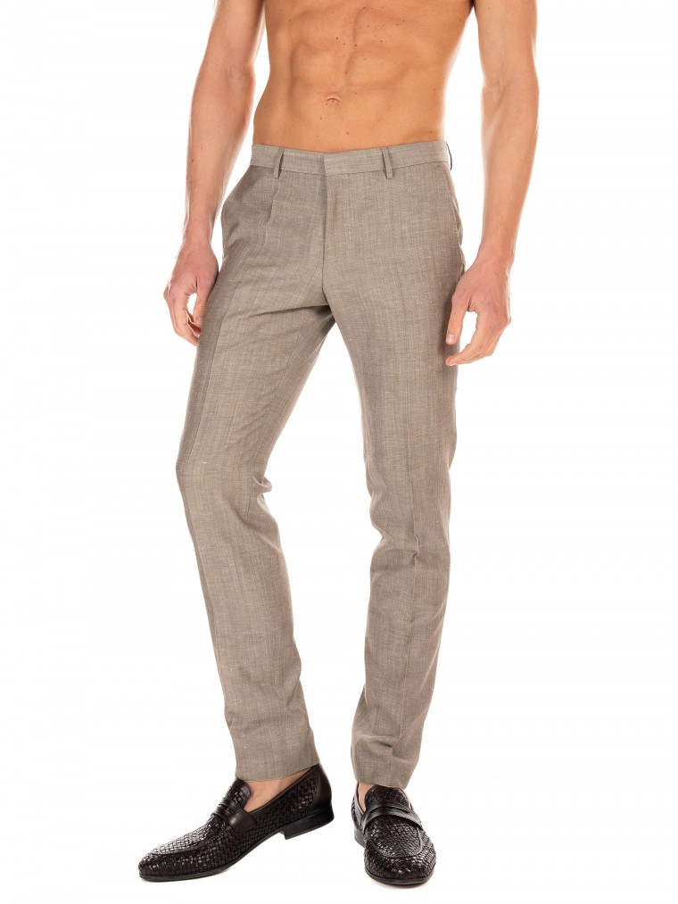 Boss Pants Ben2-Beige