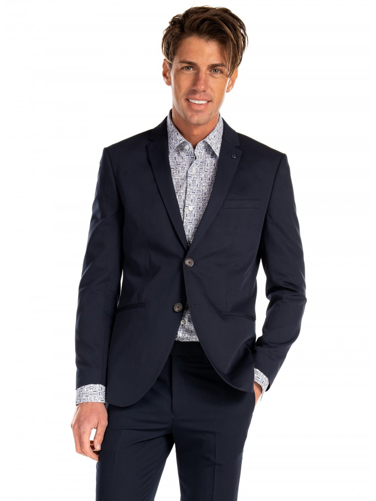 Premium by Jack & Jones Blazer Vincent-Blue