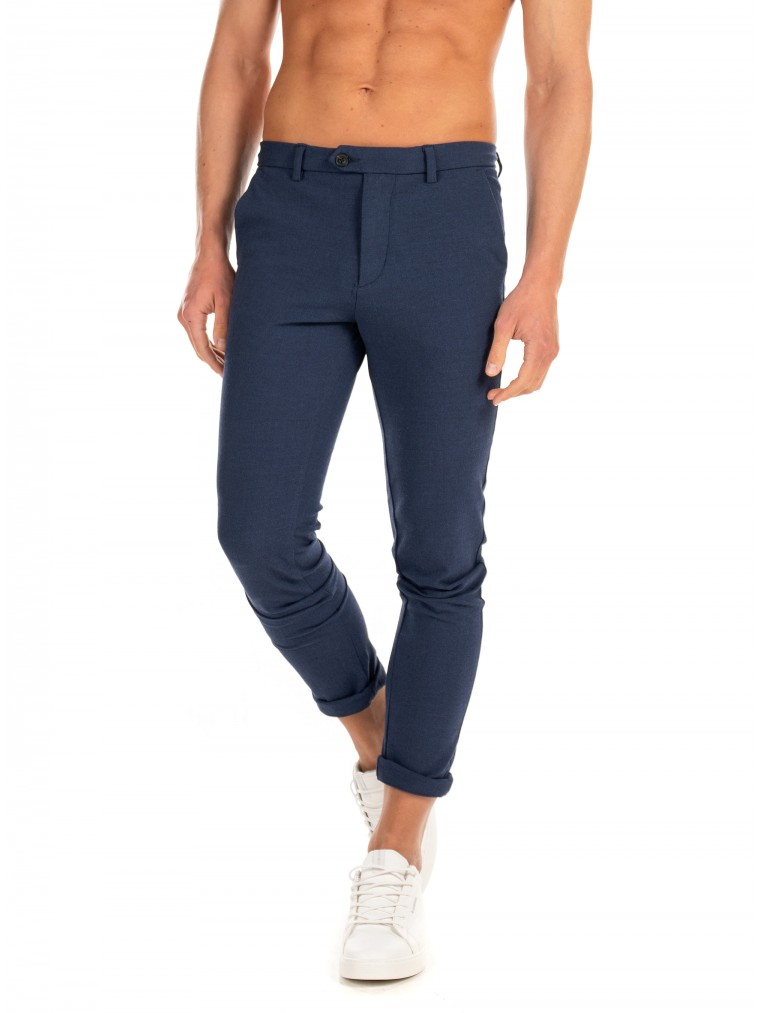 Jack & Jones Chinos Pants Marco Connor-Blue