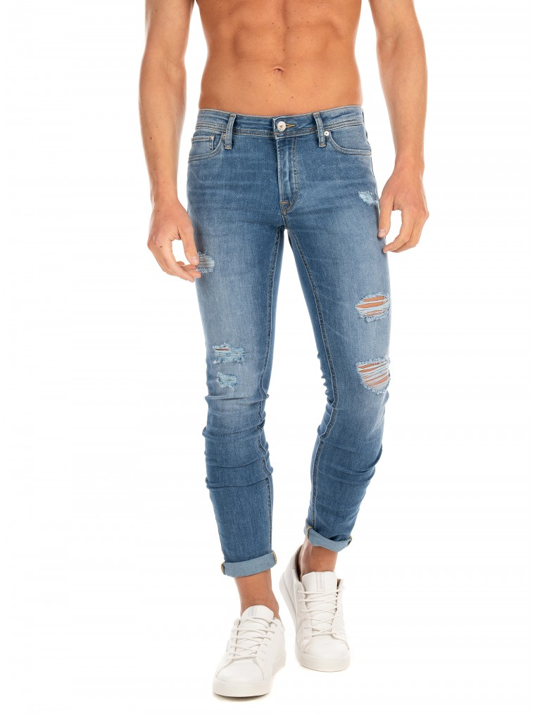 Jack & Jones Jeans Liam-Dark Aged Denim