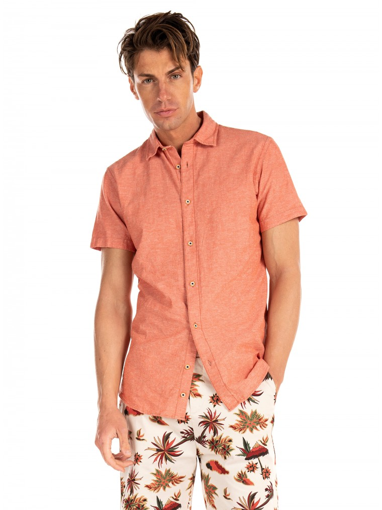 Jack & Jones Shirt Slow-Orange
