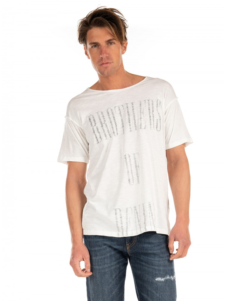 Jack & Jones T-Shirt Boden-White