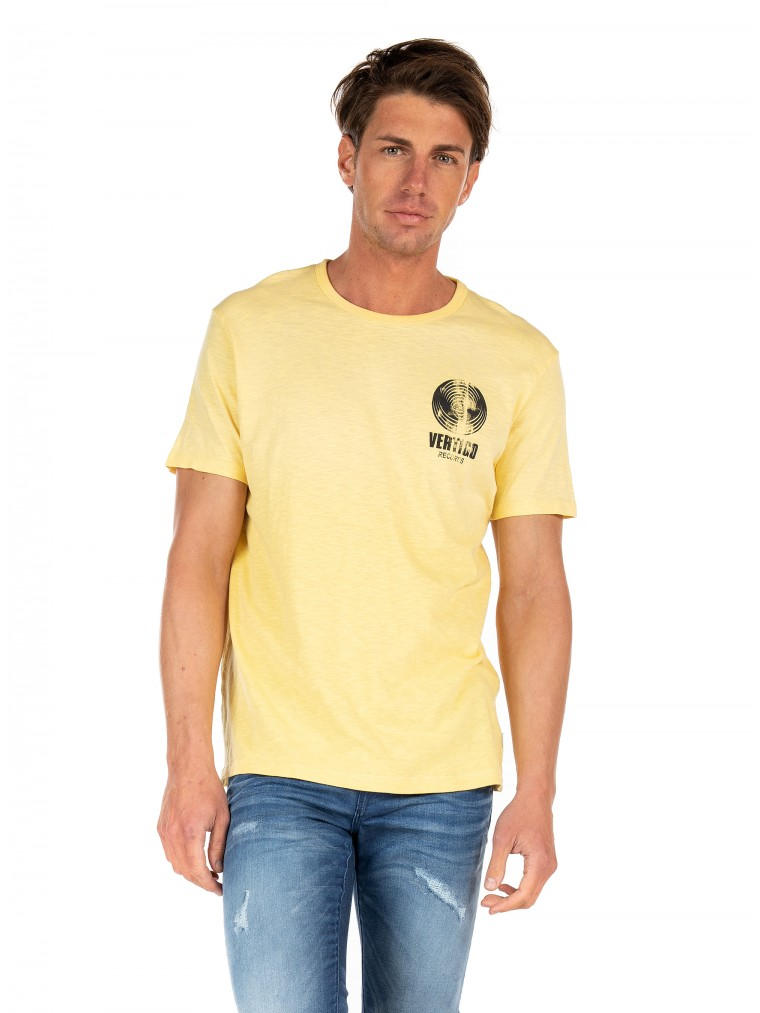 Premium by Jack & Jones T-Shirt License-Yellow