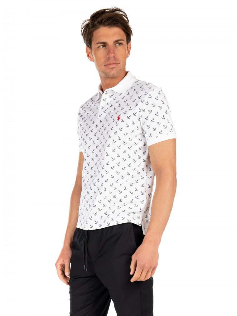 Polo Ralph Lauren Polo Shirt-White
