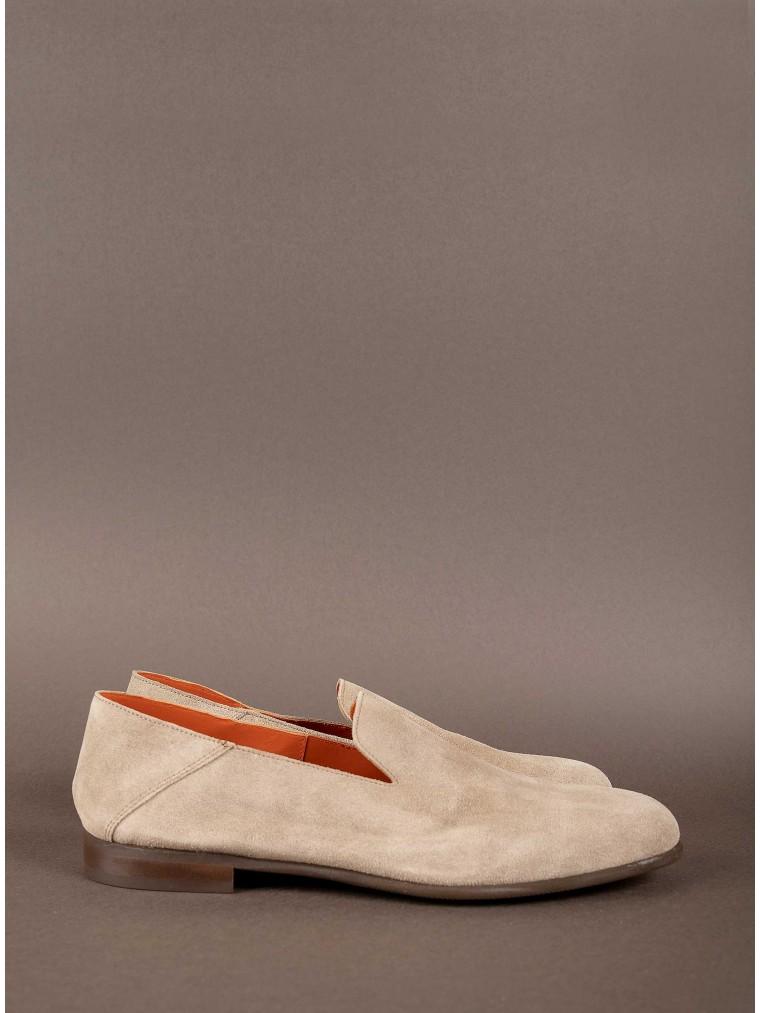 Per La Moda Shoes-Light Beige