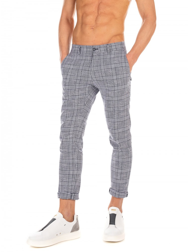 Paul MIRANTA Pants-Blue